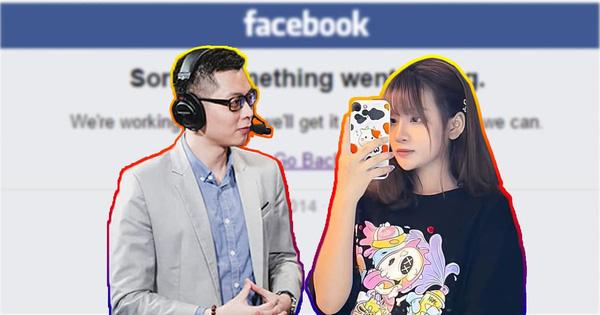 Facebook và Instagram gặp lỗi, nhiều streamer than phiền, bàn tán xôn xao, nhưng bất ngờ nhất chính là Ohsusu!