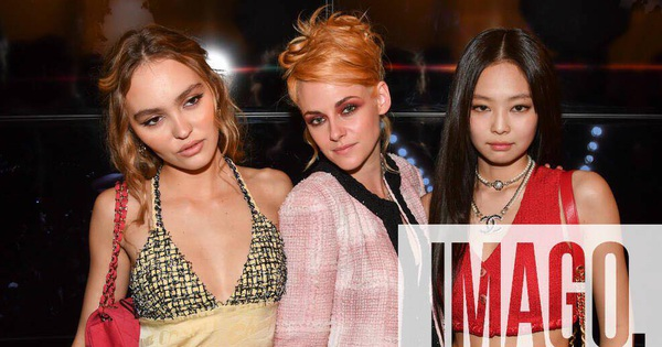 Jennie chung mâm với 2 Đại sứ Chanel: Khí chất 'It girl' xứ Hàn liệu có trên cơ Kristen Stewart, Lily-Rose Depp?