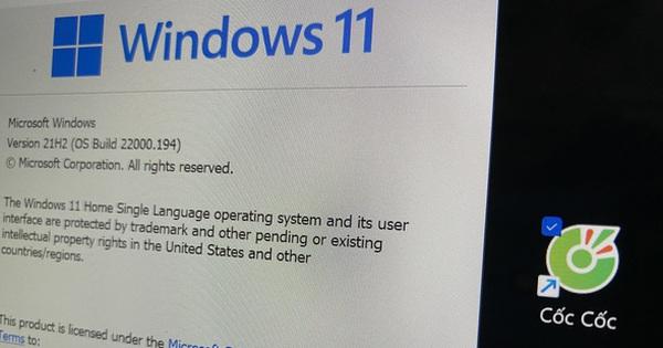 Ứng dụng Việt nổi tiếng được Microsoft xác nhận gặp vấn đề với Windows 11