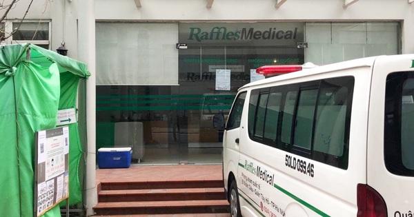 Hà Nội: Đình chỉ phòng khám bệnh nhân Covid-19 người Nhật từng đến khám trước khi qua đời