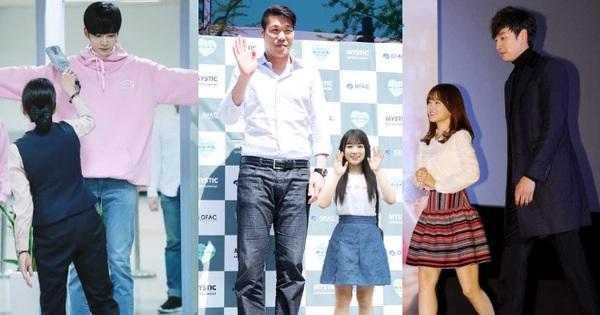 6 'người khổng lồ' Kbiz: Lee Kwang Soo dìm cả dàn sao, nam thần cao nhất Kpop gây sốt, 'há mồm' khi kéo đến sao Knowing Bros