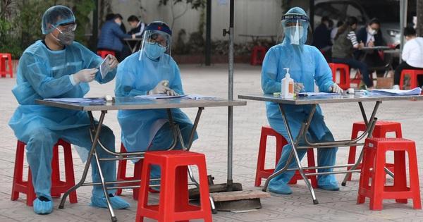 Nam công nhân ở Cẩm Giàng làm việc tại Hưng Yên mắc Covid-19
