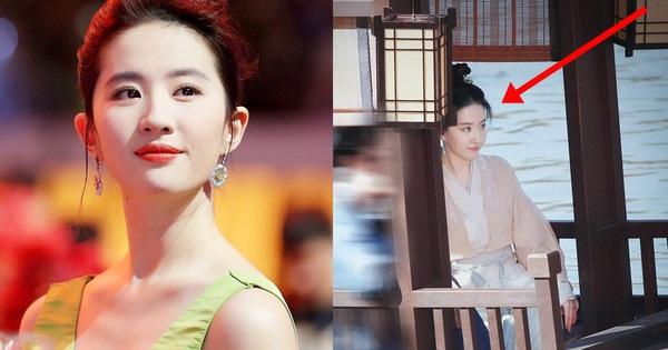 Lộ hình ảnh đầu tiên của Lưu Diệc Phi ở phim cổ trang mới: Nhan sắc chuẩn thời Tiểu Long Nữ nhưng fan sợ 'toang' phần diễn xuất