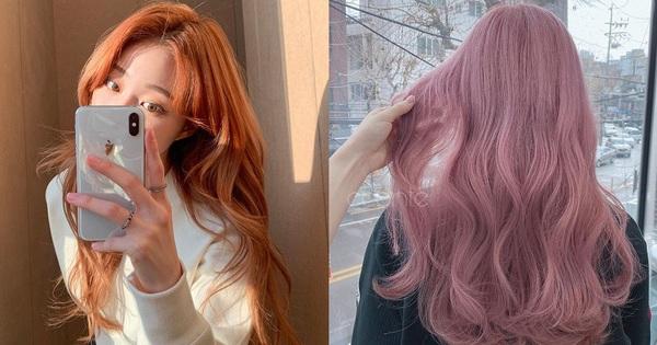 4 xu hướng màu tóc nhuộm được yêu thích đầu năm 2021: Toàn tone ngọt ngào đúng chất Xuân/Hè