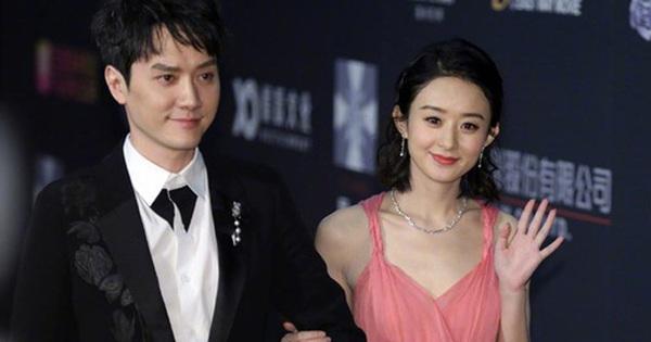 Chưa tổ chức đám cưới, Triệu Lệ Dĩnh - Phùng Thiệu Phong đã gọi luật sư phân chia tài sản ly hôn?