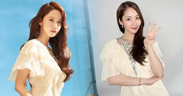 Yoona đọ sắc nảy lửa với Park Min Young khi ''đụng'' đầm của Chloé, netizen trầm trồ: ''Không biết ai đẹp hơn ta?''