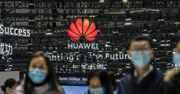 Huawei muốn sản xuất sản phẩm ''hạng nhất'' từ linh kiện ''hạng ba''