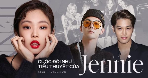 Cuộc đời như tiểu thuyết của Jennie (BLACKPINK): Idol toàn cầu gia thế khủng, bạn toàn celeb quốc tế, hẹn hò 2 nam thần hàng đầu