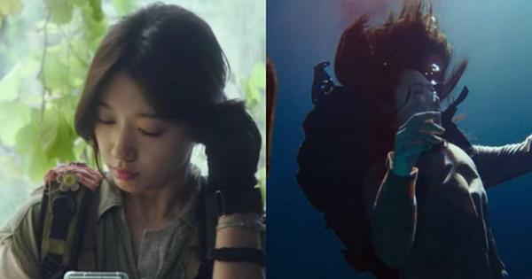Park Shin Hye đang bỏ trốn với chồng hờ thì bị bắn bay xác, bỏ mạng luôn ở Sisyphus tập 4?