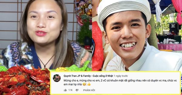 Sang Vlog bất ngờ thông báo cưới vợ: Dàn YouTuber 'tràn' vào chúc mừng, tình cảm nhất là chia sẻ của Quỳnh Trần JP
