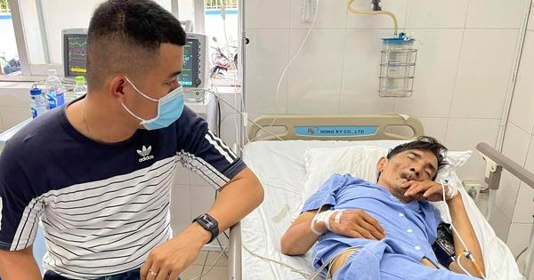 Trước gia cảnh khó khăn của nghệ sĩ Thương Tín, MC Phạm Anh kêu gọi quyên góp hỗ trợ viện phí