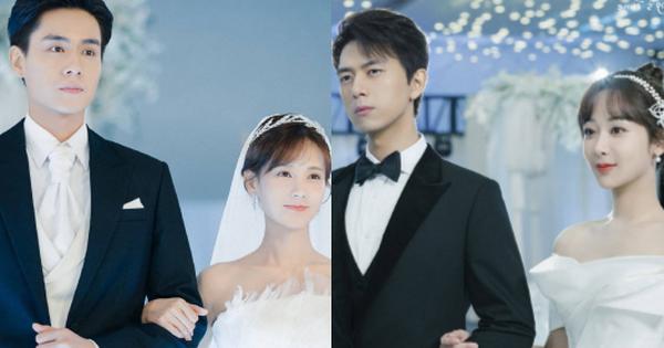 Dương Tử suýt động phòng với Hồ Nhất Thiên ở siêu đám cưới Cá Mực Hầm Mật 2, hậu quả của kết hôn đôi là đây!