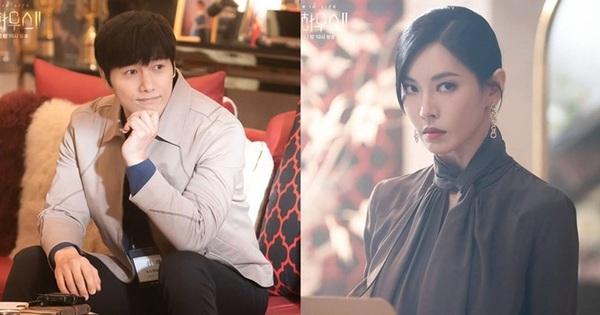 Ai ngờ 'ác nữ' Kim So Yeon lại gặp chồng thật ngoài đời trong chính phim Penthouse, hé lộ cảm xúc khó nói khi 'đụng độ'