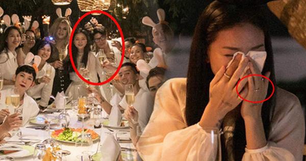 Nghi vấn sinh nhật biến thành lễ cầu hôn của Ngô Thanh Vân - Huy Trần, 'hint' từ chiếc nhẫn đến status ẩn ý của Jun Phạm