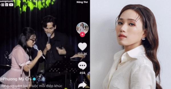 Phương Mỹ Chi cover Nàng Thơ: lên nốt cao vút khiến netizen 'thấy đau họng giùm', còn gọi tên Thùy Chi vì quá giống