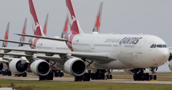 Hãng hàng không Qantas thử nghiệm 'hộ chiếu Covid-19' cho chặng bay quốc tế