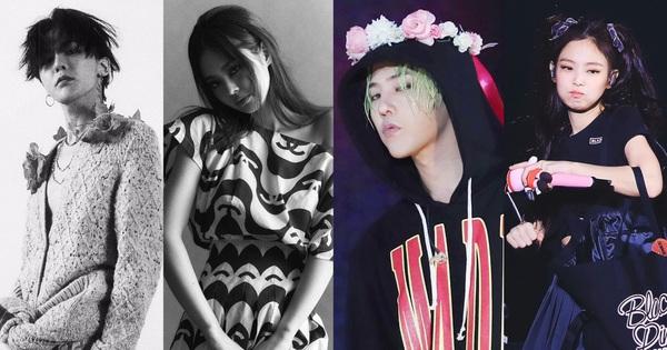 Soi mạnh style cặp đôi GD - Jennie: Cùng là ''tắc kè hoa'' của Chanel, lộ ''hint'' hẹn hò từ cách dùng phụ kiện