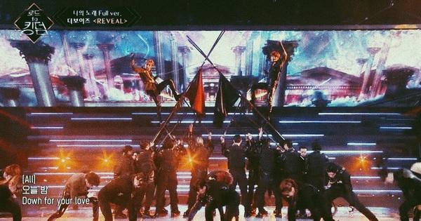 Show thực tế Trung Quốc bị tố sao chép y hệt sân khấu của nhóm nhạc Hàn Quốc The Boyz