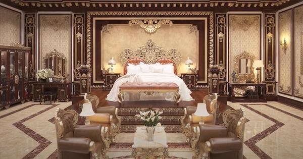 Lạc lối trong cung điện lớn nhất ĐNA của đại gia Thành Thắng Group: Cao bằng toà nhà 18 tầng, 20 phòng ngủ, dát vàng khắp nơi
