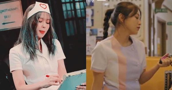 Sau Jennie, đến em út Yeri (Red Velvet) bị 'ném đá' kịch liệt vì mặc trang phục y tá ngắn cũn và còn sơn móng đỏ choét