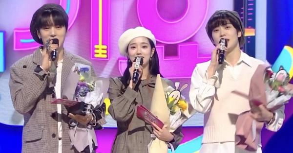 Bộ 3 MC rời Inkigayo lên top 1 trending toàn cầu: Ai cũng rưng rưng xúc động, diện outfit như ngày đầu tiên làm fan không nỡ chia tay