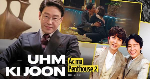 ''Dượng Ju Dan Tae'' của Penthouse 2: từng dính tin đồn yêu đồng tính thành viên Super Junior, 45 tuổi vẫn độc thân vì cuồng nhan sắc Song Hye Kyo?