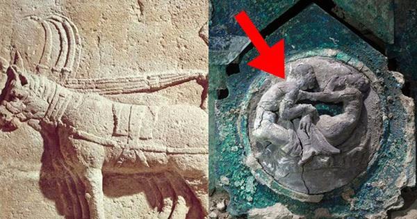 Mày mò tìm kiếm ở thành phố diệt vong Pompeii, các nhà khoa học sửng sốt khi khám phá ra thứ ''độc nhất vô nhị'' vô cùng quý giá
