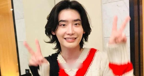 Sau Sehun, tới ''bạn trai tin đồn của Trịnh Sảng'' Lee Jong Suk gây choáng nặng vì diện mạo quá lạ và tuột dốc