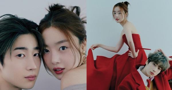Tìm ra cặp chị em idol cực phẩm mới của Kpop: Chị là nữ thần gen 2, em trai body 'xịt máu mũi', bộ ảnh chung lại gây bão MXH