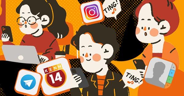 Tâm sự của một người trẻ: Cuộc sống của tôi chỉ xoay quanh dăm ba tiếng thông báo từ điện thoại, và thế là đủ!
