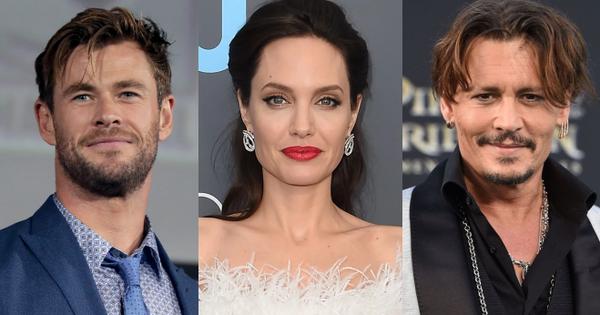 Tranh cãi chuyện tình của Angelina Jolie hậu ly hôn: Hẹn hò đồng tính, bị nghi là Tuesday phá hoại gia đình 'Thor' và Johnny Depp?