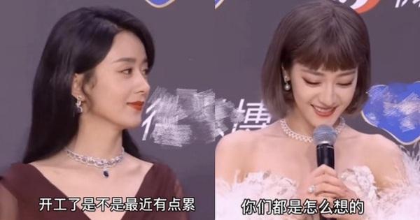 MC Weibo và cuộc phỏng vấn khiến cả Cbiz bức xúc: Angela Baby - Nhiệt Ba 'cứng họng', hotboy cưỡi ngựa bối rối đến đáng thương