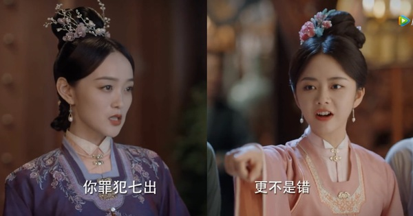 Thủ phạm giết vợ cũ Chung Hán Lương bị Đàm Tùng Vận chỉ điểm ở preview Cẩm Tâm Tựa Ngọc