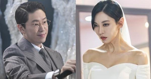 Lăn giường chán chê mới được cưới, sao biểu cảm của cô dâu Seo Jin (Penthouse 2) lại cay cú thế nhỉ?