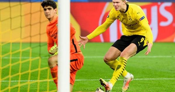 6 phút điên rồ ở Champions League