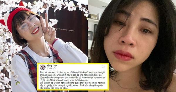 YouTuber Thơ Nguyễn chính thức lên tiếng sau khi bị chỉ trích ôm búp bê, xin vía học giỏi cho các bạn nhỏ