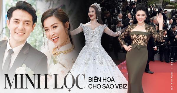 Màn 'phù phép' đỉnh cao của Minh Lộc: Make up cho Nhã Phương - Đông Nhi ở đám cưới thế kỷ, giúp Lý Nhã Kỳ 'chặt chém' thảm đỏ Cannes