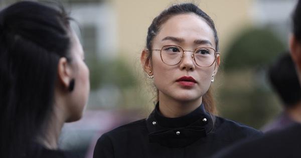 Minh Hằng xót xa khi đứng trước di ảnh chuyên gia make up Minh Lộc, kể về lần gặp cuối cùng gây xúc động