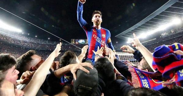 Giấc mơ 'remontada' lặp lại và sứ mệnh Messi