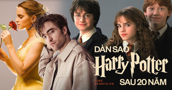 Dàn sao Harry Potter sau 20 năm: 'Hermione' sắp cưới, 'Harry' phải cai rượu, bất ngờ nhất là 'Voldemort' 58 tuổi vẫn phong trần, quyến rũ!