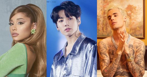 BTS chiếm sóng tại một lễ trao giải trên đất Mỹ: Rinh phân nửa giải thưởng, Ariana Grande và Justin Bieber chịu ''lép vế''