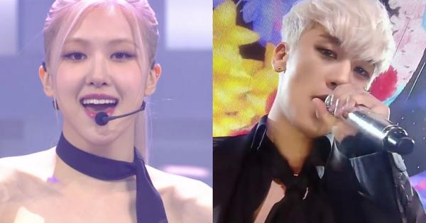 Xem debut stage của Rosé (BLACKPINK) thấy quen quen, hóa ra ''xào'' lại background của BIGBANG?