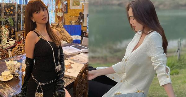 Đọ giá túi hiệu sao Việt tuần này: Toàn đồ nhìn mà mê, Ninh Dương Lan Ngọc còn tậu túi giống Jisoo