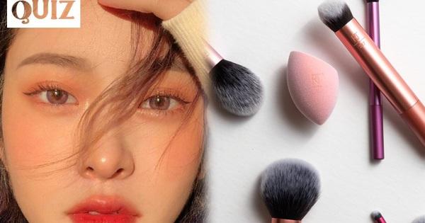Đoán xem bạn là ''tay mơ'' hay dân makeup chuyên nghiệp? Trả lời trắc nghiệm sau là biết liền!
