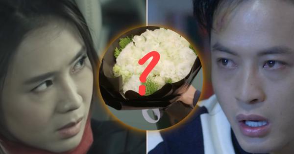 Tiếc thương người yêu cũ tự vẫn, nam chính vứt nguyên bó hoa đầy nylon xuống sông: phim Việt ơi sao vẫn ''phèn'' quá vậy?