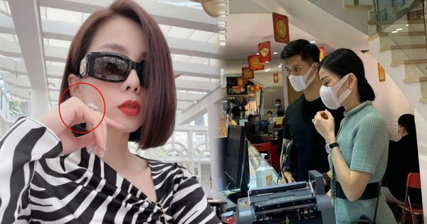 """Thấy Lệ Quyên khoe nhẫn kim cương khủng và úp mở chuyện lấy chồng, netizen """"tám"""" ngay về nghi vấn tái hôn"""