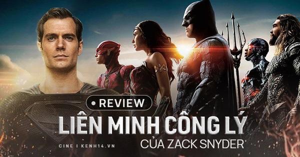 Justice League của Zack Snyder: Sự cứu rỗi xứng đáng cho vũ trụ DC?