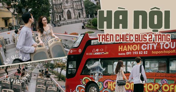 Trời Hà Nội đang đẹp, vé xe bus lại rẻ như đùa, cuối tuần chưa biết làm gì mới lạ thì ngại gì không thử?