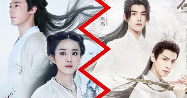 Hóa ra Hạo Y Hành lại là Hoa Thiên Cốt phiên bản đam mỹ, netizen giật mình 'so sánh duyên ghê'