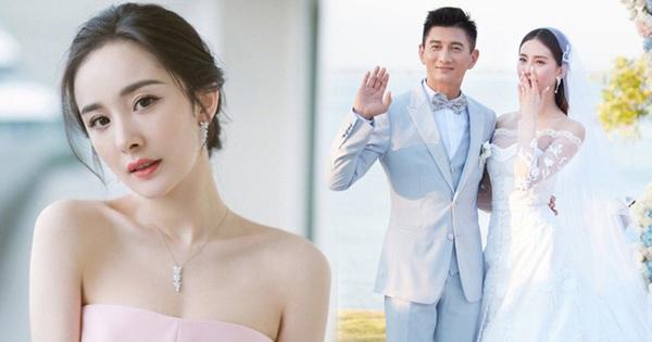 Vì sao đám cưới trong Cbiz đều không mời Dương Mịch? Câu trả lời của Lưu Thi Thi khiến Cnet ngỡ ngàng